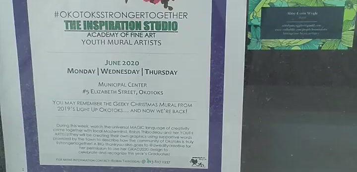 Okotoks Stronger Together