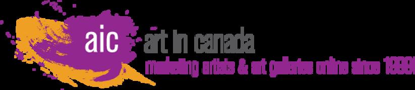 Art in Canada Logo