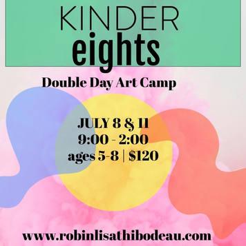 KinderEights DoubleDay Camp