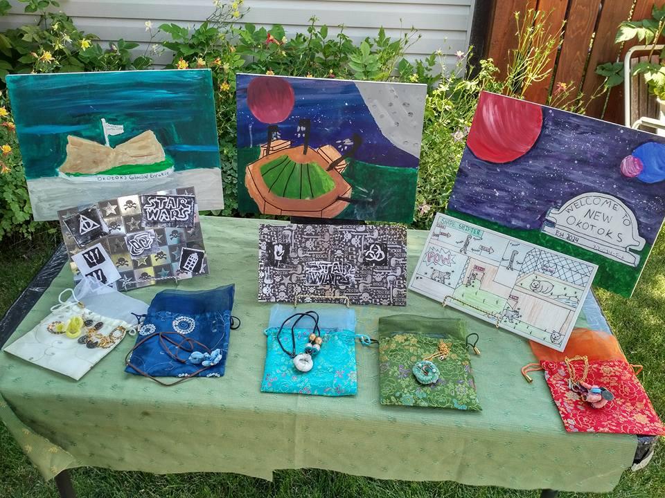 July Tech Art Camp