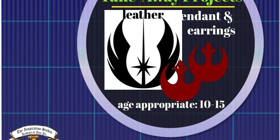 Leather Rebel & Jedi Jewelry Take-Away!