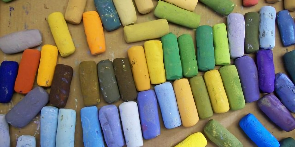 Beginners Pastels for Moms