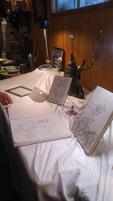 Sketchbook Masterpieces
