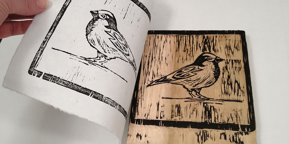 Print Making for Beginners _Daytime