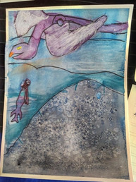 Aoife's Field Trip Art Challenge