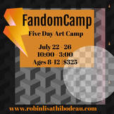 Fandom Five Day Camp