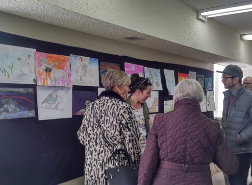 Why Student Art Shows?
