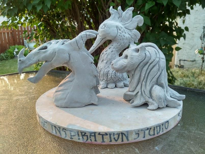 TEEN Sculptures