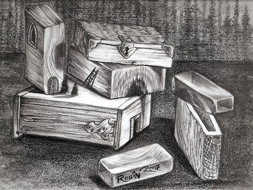 Graphite & Illusions