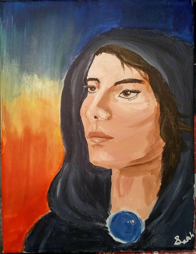 First Nations Goddess: Nematona