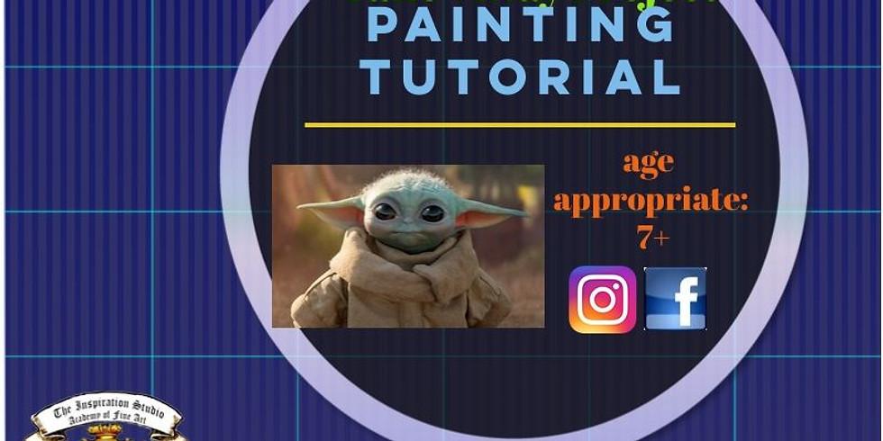 Painting Baby Tutorial