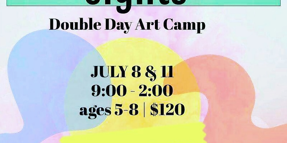 KINDER_Eights Double Day Art Camp