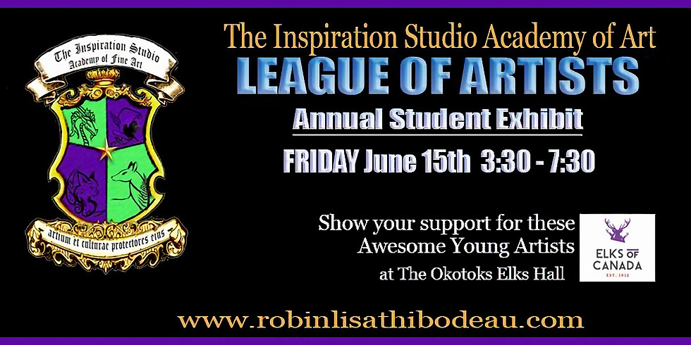 FREE: League of Artists Student Exhibit