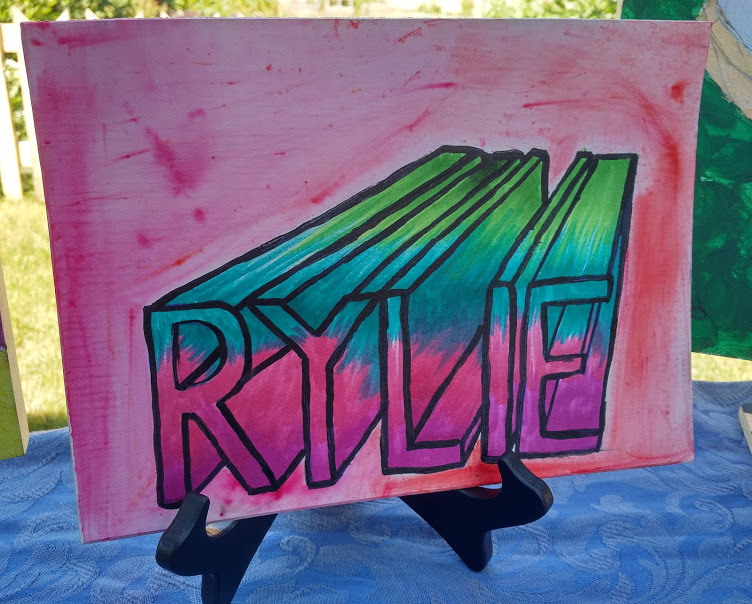 Rylie's Name Illusion