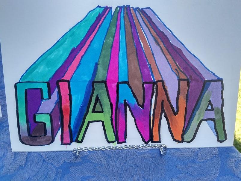 Gianna's Name Illusion