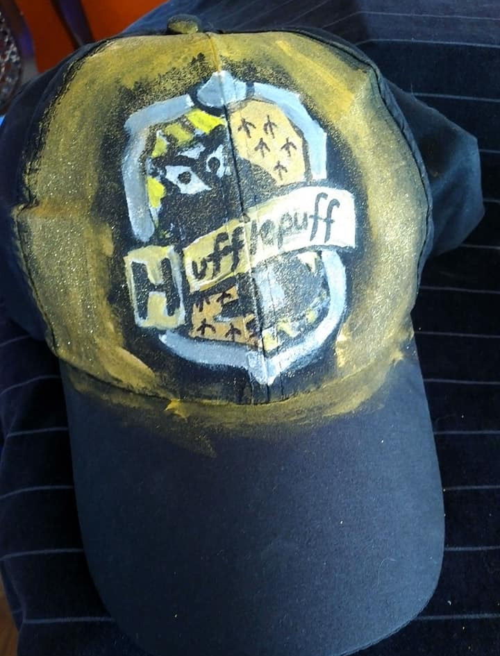 Bonus Hat Decoration- by Aoife!