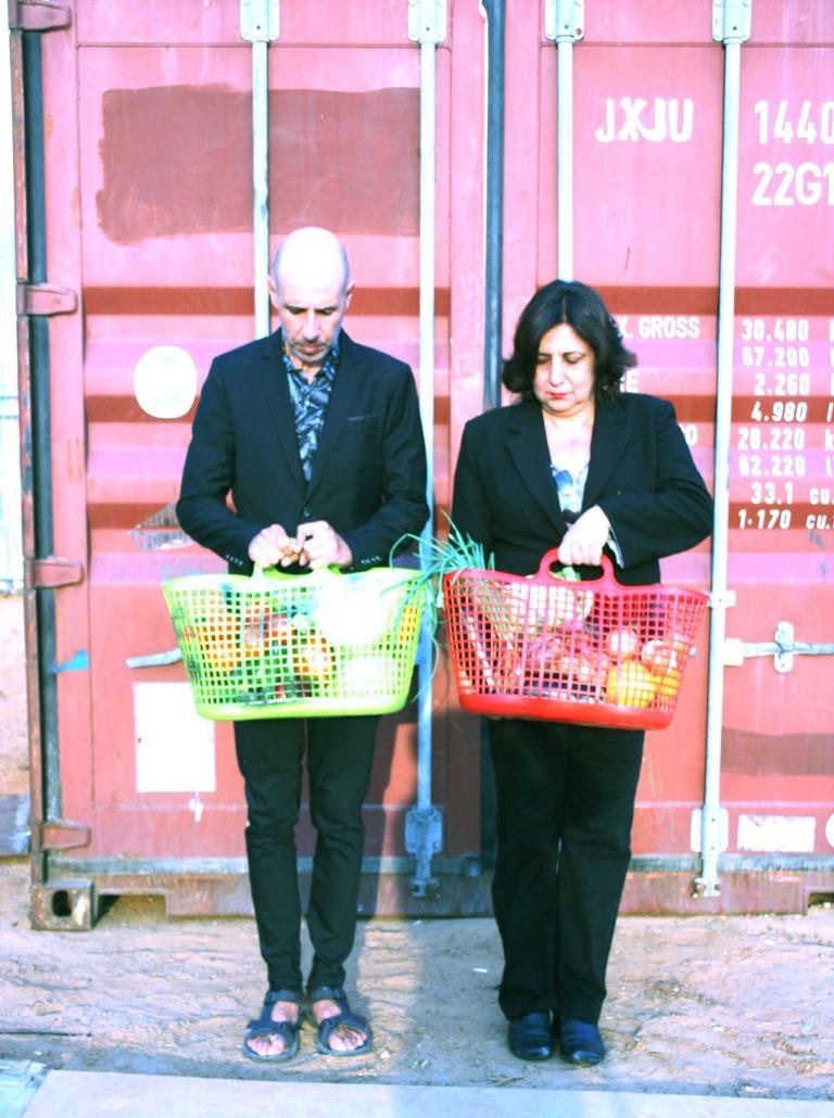 שיר הנושא בתערוכת באוהאוס חברתי בחיפה