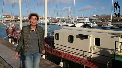 L'Authentique Kobido sur un bateau historique
