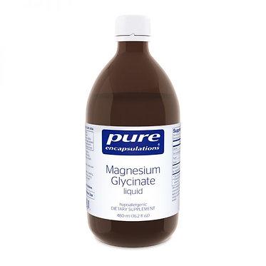 Magnesium Glycinate liquid 480ml