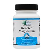 Reacted Magnesium 60 or 180 cap