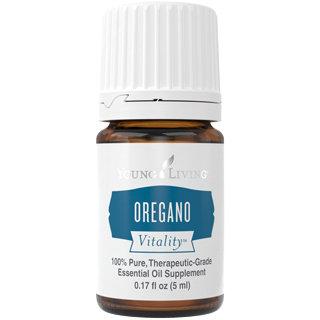 Oregano Vitality Essential Oil 5ml