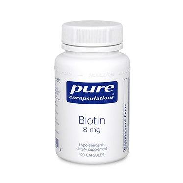 Biotin 8 mg 60 cap