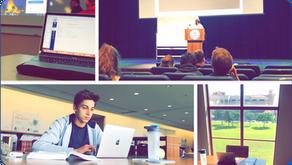 Un premier semestre académique très intense à Ave Maria University (Florida - USA)