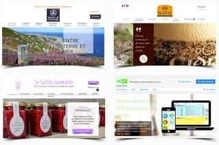 Création de site internet : votre site web et boutique en ligne à Nîmes