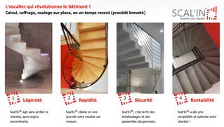 Step'com développe l'appli web de la franchise Scal'in
