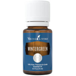 Wintergreen Essential Oil 15ml (incl Tax)