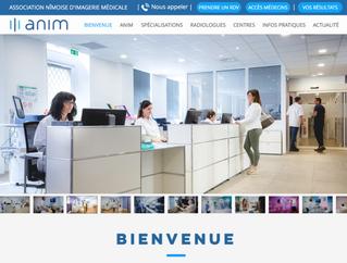 Step'com vous dévoile la création du site internet d'ANIM