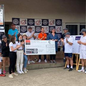 4ème édition de la Padel Cup du Rotary Nîmes 21