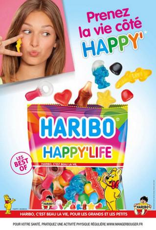 Haribo c'est beau l'inno !