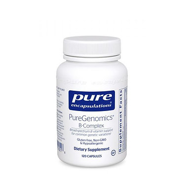 PureGenomics B-Complex