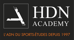 Logo HDN avec signature