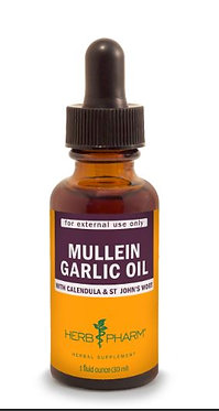 Mullein Garlic Ear Oil (incl Tax)