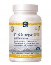 ProOmega 2000 60ct.Lemon