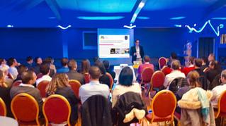 Grégoire Alias, Directeur de Step'com, intervient au CJD d'Aix en Provence