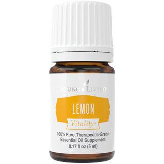 Lemon Vitality Oil 5ml