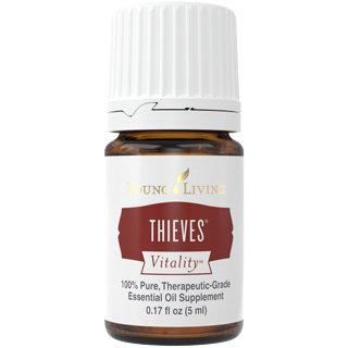 Thieves Vitality Essential Oil 5ml