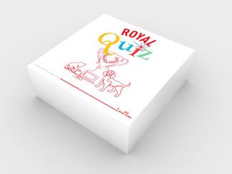 Step'com conçoit la nouvelle boite de jeu Royal Quiz ...