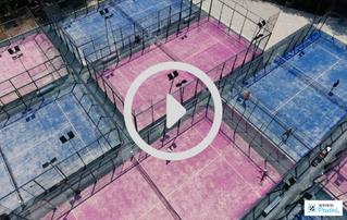 Step'com agence de communication à Nîmes réalise la vidéo de WinWin Padel