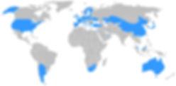 Intellex customers map
