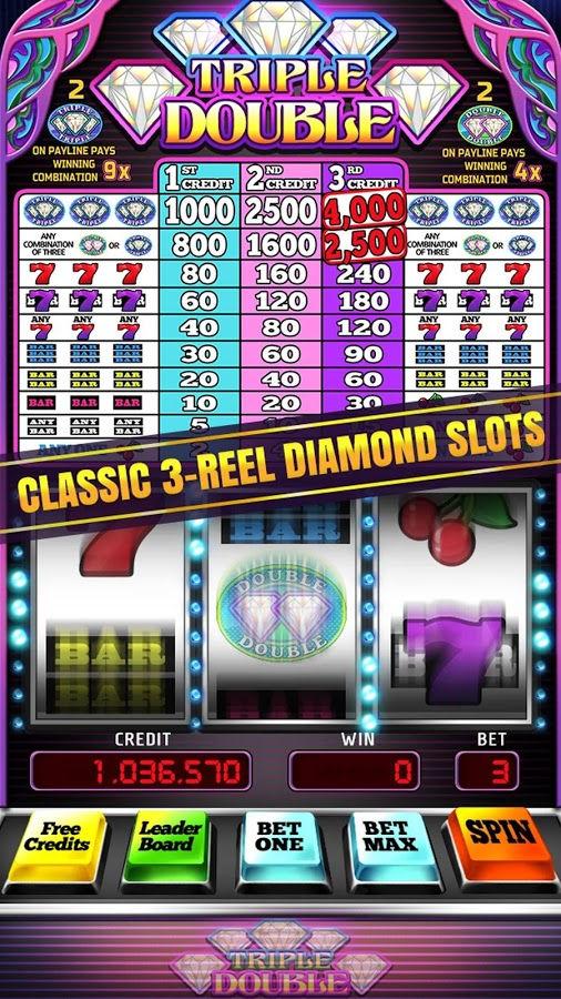 Slot Machines Vs Table Games