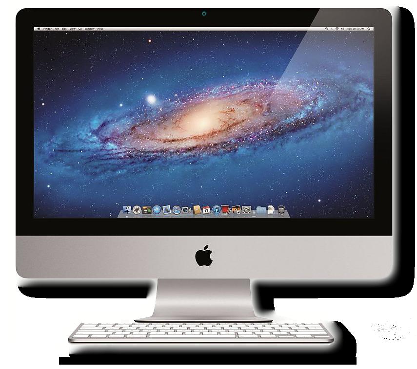un mac et la souris pour superposer du texte dessus par UR-78