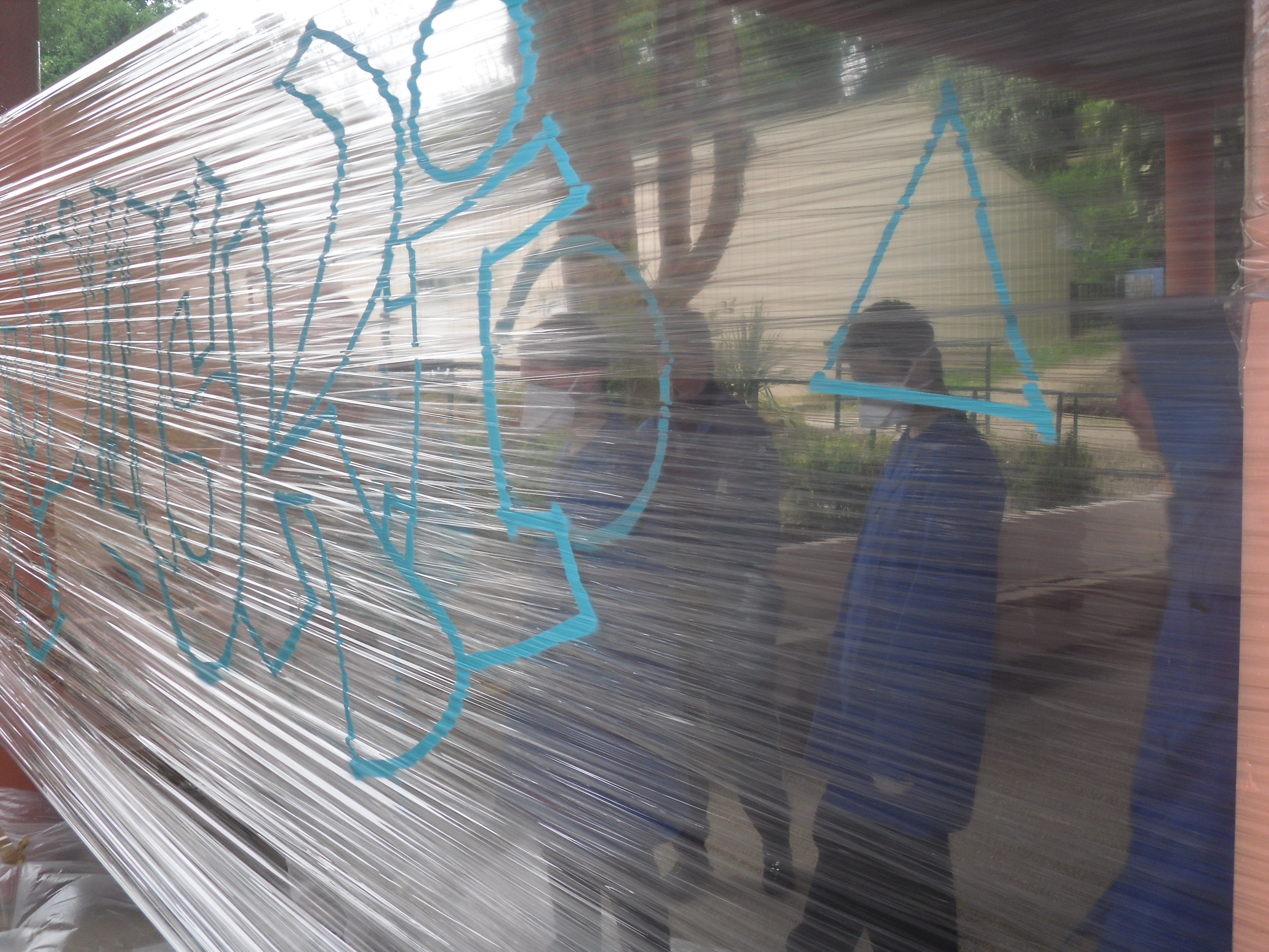 Atelier cellograffiti