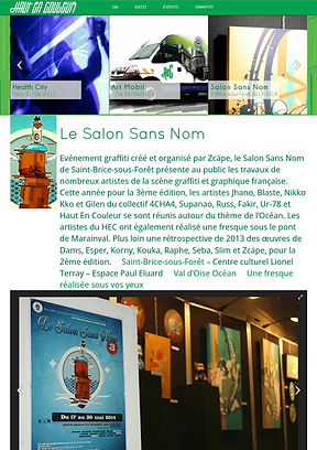 UR-78 deco graffiti, article exposition street art pour le salon sans nom #3