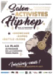 UR-78 exposition graffiti et customisation live au Salon des Activistes Hip-Hop