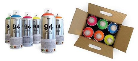 UR-78 utilise les bombe montana pour ses deco graffiti