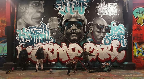 UR-78 artiste graffiti, deco graffiti pour l'emission le grand Pari, tag, design et street art, UR-78 , street art, spray paint art, UR78 artiste graffiti,